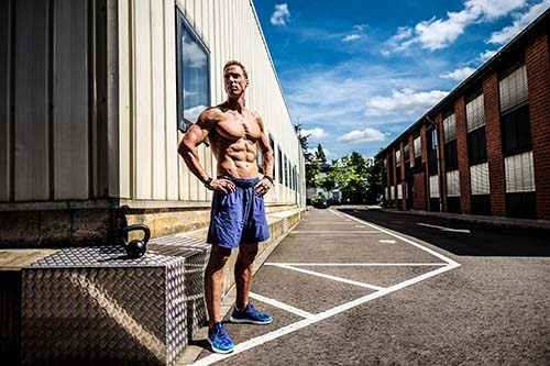 Eric Snaell The Fit Businessman Book burn fat build muscle