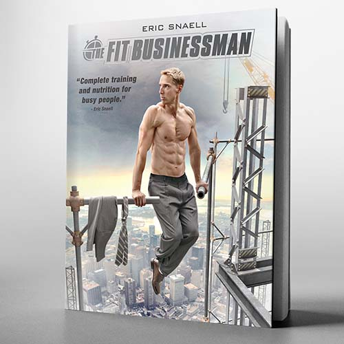 Eric Snaell the Fit Businessman book